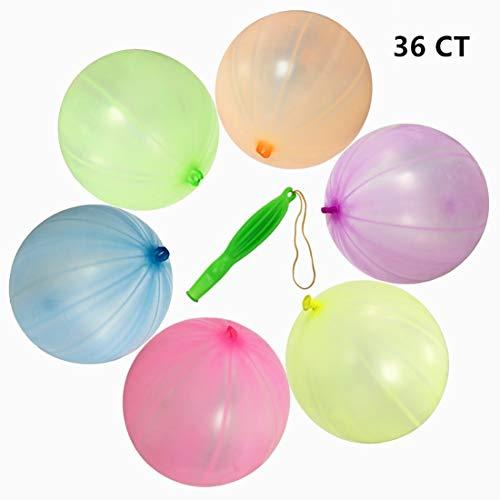 GuassLee 36PCS Punch Balls 12