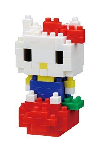Price comparison product image Nano-block Hello Kitty Apple NBCC_018