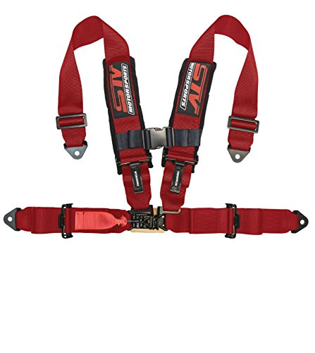 """STVMotorsports 4 Point Harness - 2"""" Pads - Universal for sale  Delivered anywhere in Canada"""