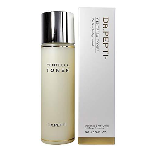 Toner Bmr Facial (DR PEPTI Centella Toner Anti Wrinkle Brightening Functional Cosmetics 180ml/6.08fl.oz)