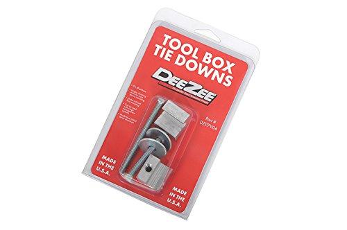Dee Zee DZ97904 Premium Tool Box Tie Downs