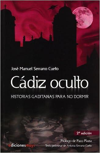 Descargar Pdf Libros Completos Cádiz Oculto Historias Gaditanas