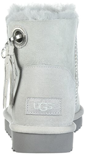 Violet Neige Grv Femme Australia UGG Grau Bottes de Grey Geysir W Josey Gris ZPBXq