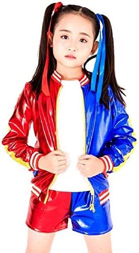Disfraz de harley suicida - niños - carnaval - halloween - cosplay ...