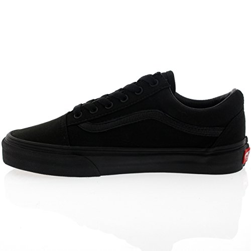Vans ,  Damen Sneaker Low-Tops Schwarz/Schwarz