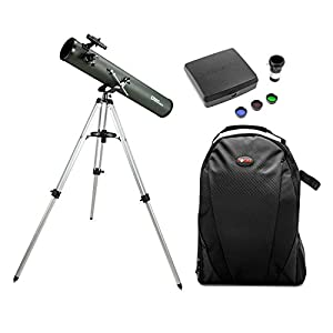 Celestron National Park Foundation PowerSeeker 114AZ w/Mars Observing Accessory Kit