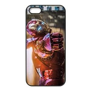 iPhone 4 4s Cell Phone Case Black Iron Man J5V5V