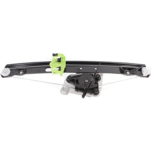 Rear Window Regulator for BMW 3-Series 06-12 Left Power (06-11 Sedan)/Wagon