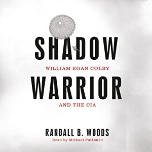 Shadow Warrior Audiobook