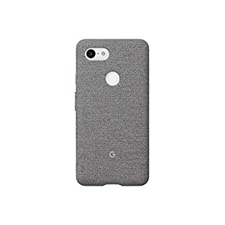 Google Fabric Case Cell Phone Case for Pixel 3 - Fog Fabric