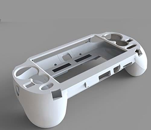 Gdlhsp Upgrade L2 R2 Trigger Grips Handle Holder Gaming Case Joypad for Playstation PS Vita 1000 PSV 1000 (white)