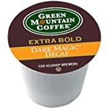 Green Mountain Coffee Dark Magic DECAF 48 K-Cup Count