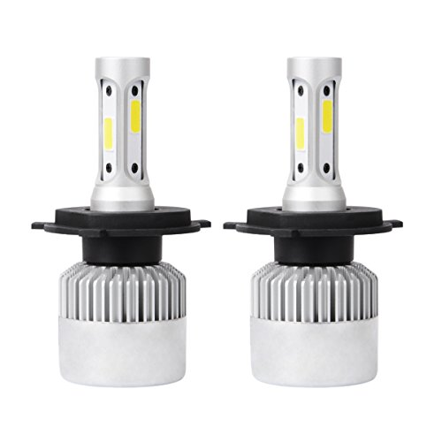Yuxing-G5-Car-9003-LED-Headlight-8000LM-Super-Bright-H4-Conversion-Kit-Bulb-6000K-Lamp-Cool-White