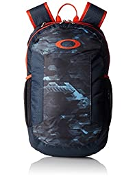 "Oakley Mens Sport Pack 20 Backpack, Navy Blue, 19"" X 12"" X 4"""