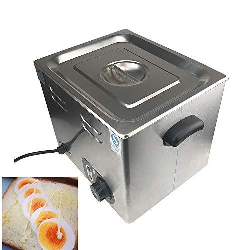 Li Bai Commercial Electric Egg Cooker Japanese Hot Spring Egg Maker 60 Eggs Capacity 2600W 110V for Soft Boiled Eggs by Li Bai (Image #8)