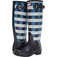 Hunter Original Gingham Tall Rain Women's Boot