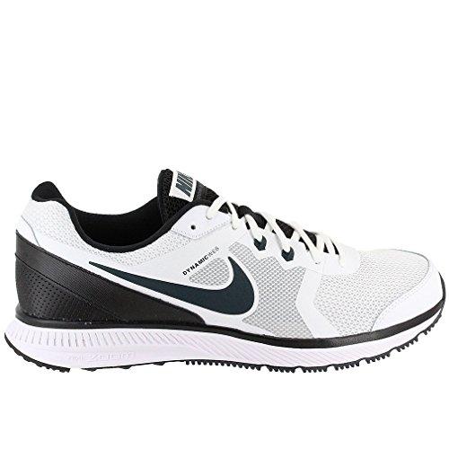Nike Zoom Winflo, Scarpe da Corsa Uomo White/Classic-Charcl-Black