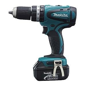 Makita BHP450RFE - Taladro atornillador (18V)