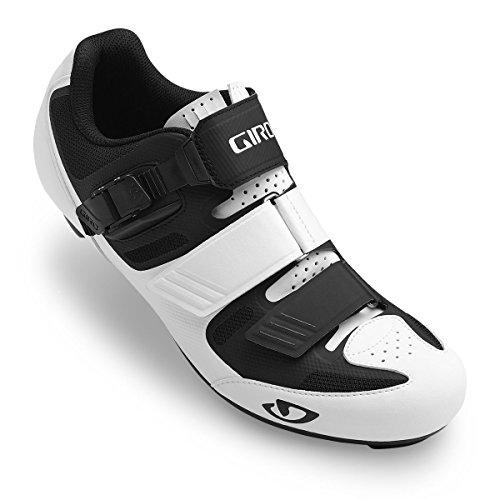 Giro Apeckx II scarpe da ciclismo bici da corsa colore bianco/Nero 2016
