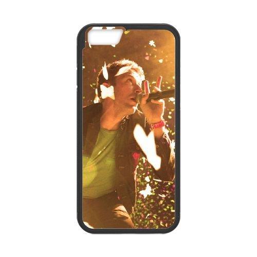 Coldplay coque iPhone 6 4.7 Inch Housse téléphone Noir de couverture de cas coque EBDXJKNBO17209