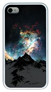 meilz aiaiiphone 4 case sale cover Skyviews 9 TPU White for Apple iPhone 4/4Smeilz aiai