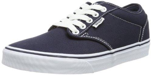 VansATWOOD - Zapatillas Mujer Azul (Canvas navy/g 7HL)