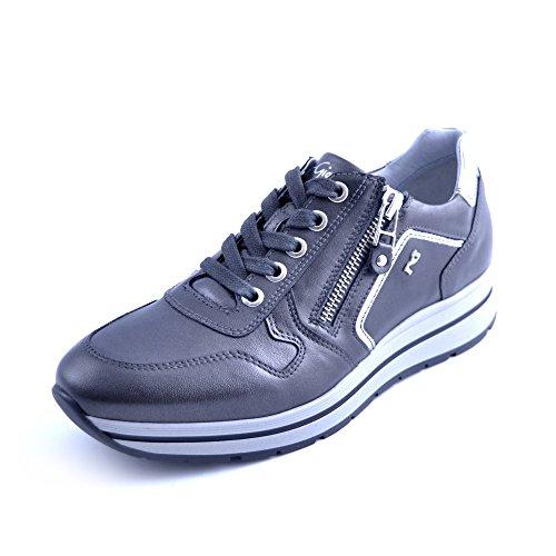 Antracite 38 Nero A719480d Giardini Sneakers Donna Ixwq7wPF