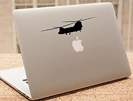 Amazon.com: Etiqueta autoadhesiva – Helicóptero – Calcomanía ...