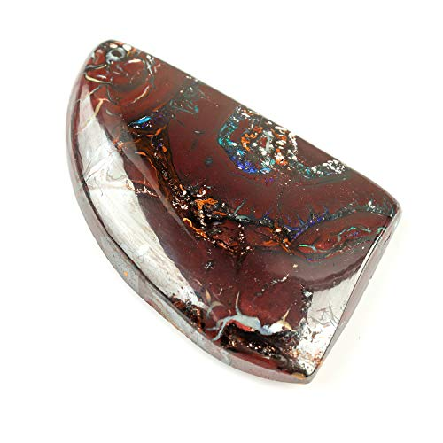 Jaguar Gem 100+ ct Natural Boulder Opal Stone, Koroit Opal, Australian Opal, Lightning Ridge Opal, Natural Cabochon Gemstone, Opal Crystal Supply, Opal Birthstone, Good Luck Stone, Opal from Australia