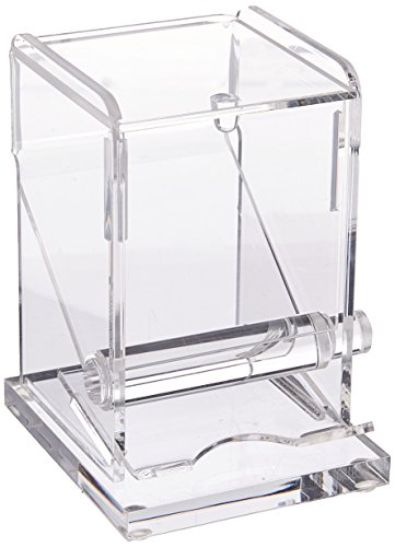 Excellanté Acrylic Toothpick Dispenser