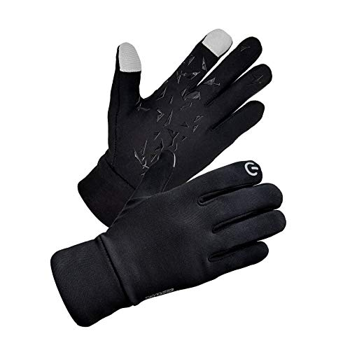 SKYDEER Winter Running Gloves with Sensitive Touch Screen Function for Cycling Driving and More Sports (SD2130/S)