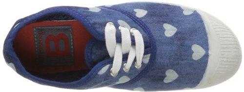 Bensimon Tennis bleu Unisex Bleachylove Azul Niños 532 0 drwdqgS