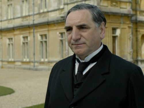 VHS : Downton Abbey: Original UK Version Episode 1