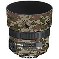 LensSkins Camo for Nikon 50mm f/1.8D AF (N50F18DXCA)