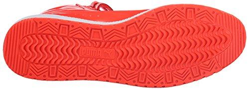 Patent Emboss Blast Sneaker II Fashion PUMA HI Men's Sky Red fqXxwZIv