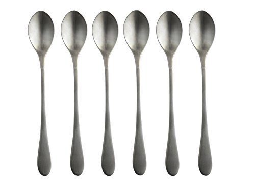 Knork 017 Original Iced Tea Spoon, Matte
