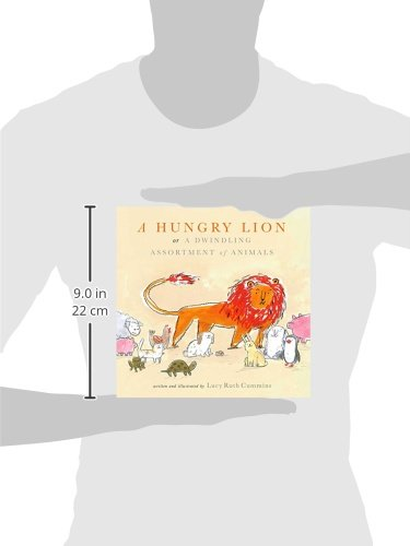 A Hungry Lion, or A Dwindling Assortment of Animals by Atheneum Books for Young Readers (Image #8)