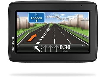 TomTom Start 20 We - GPS para Coches de 4.3 Pulgadas, Color Negro