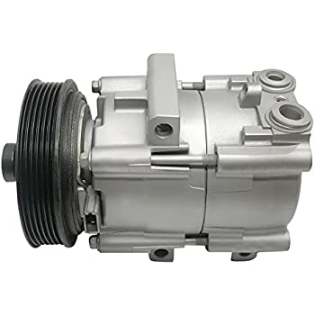 RYC Remanufactured AC Compressor and A/C Clutch EG176