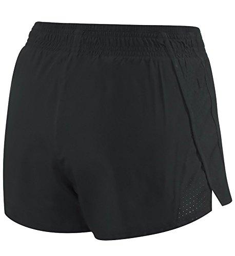Pantaloncini Da Jogging Nike Womens 10k 3.5 Neri
