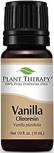 Plant Therapy Vanilla Oleoresin 10 mL (1/3 oz) 100% Pure, Undiluted, Therapeutic Grade