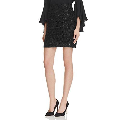 weed Mini Skirt Black 2 ()