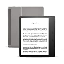 All-new Kindle Oasis - Now with adjustable warm light - 32 GB, Wi-Fi