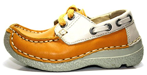 Wolky , Babies pour fille Jaune Gelb/Creme 24