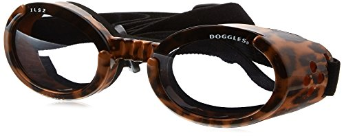 Doggles ILS Medium Leopard and Smoke ()