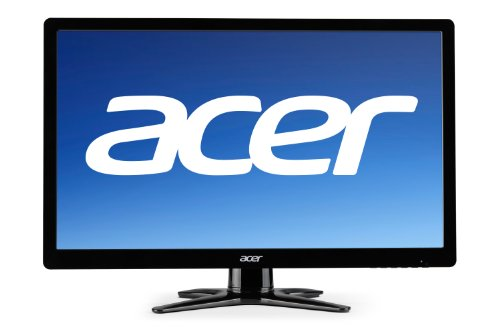 Acer G206HL 20 LED LCD Monitor - 16:9 - 5 ms - Adjustable Di