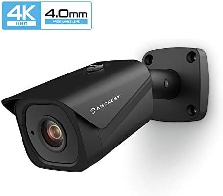 Amcrest 3840x2160 NightVision Weatherproof IP8M 2496EB 40MM product image
