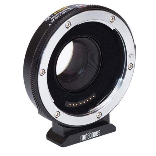 Metabones T Speed Booster SUPER16 0.58x Adapter for Canon EF Lens to Micro Four Thirds Mount