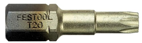 Festool 490506 Torx Bit 20-25mm, 10-Pack