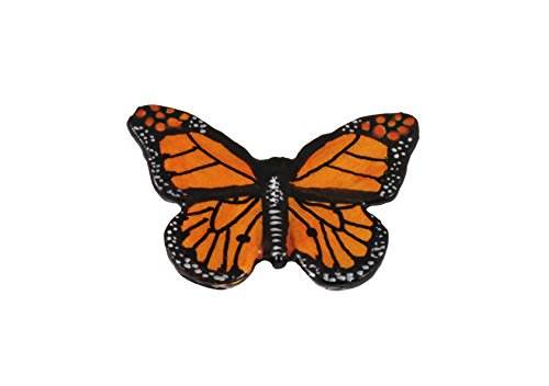 - Creative Pewter Designs Monarch Butterfly Insect Hand Painted A Lapel Pin, Brooch, Jewelry, AP040A